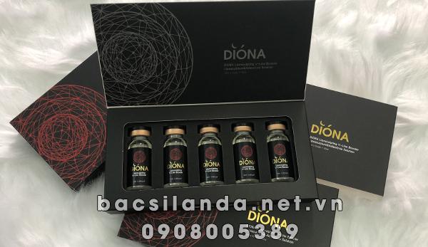 Tiêm tan mỡ Diona Hà Quốc